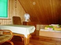 ZDJĘCIE: Domek letniskowy nad jeziorem Berżnik