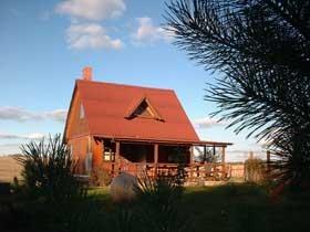 Domek w Otulinie Parku Wigierskiego