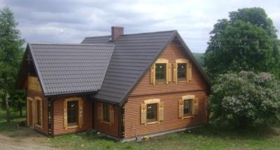 Dom nad Gaładusią