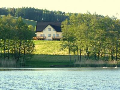 Apartamenty nad jeziorem