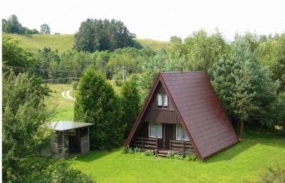 Agroturystyka, domki, pole namiotowe oraz namiot imprezowy
