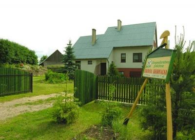 Gospodarstwo Agroturystyczne ZAGRODA