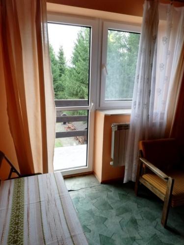 ZDJĘCIE: Pokój 2-osobowy z 1 łóżkiem z balkonem