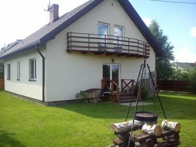 Osada Wigierska - wypoczynek w Danowskich