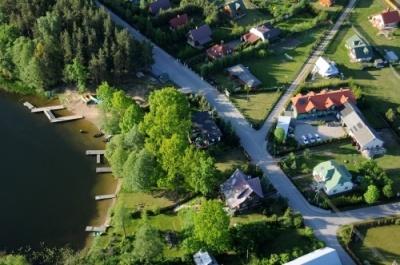 Dom Gościnny nad jeziorem Blizno