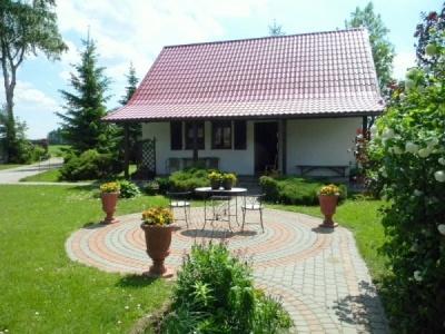 Dom letniskowy w Taciewie