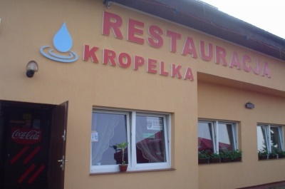 Obiekt noclegowy KROPELKA - restauracja, pokoje gościnne, noclegi