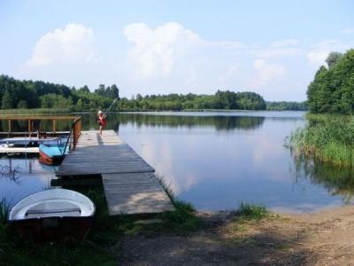 Dom do wynajęcia nad jeziorem Szelment