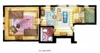 ZDJĘCIE: Apartament ZA KOMINKIEM
