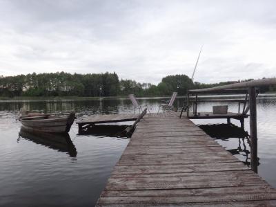 Kwatery w gajówce - Puszcza Augustowska
