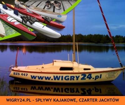 Baza noclegowa - Wigierskie Stowarzyszenie Turystyczne