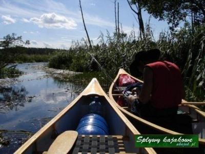 Spływy kajakowe - Akajak - Maciej Twerdochlib