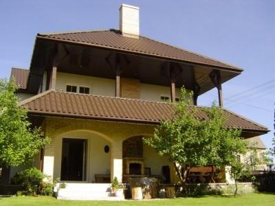 Dom nad jeziorem Wigry Azyl