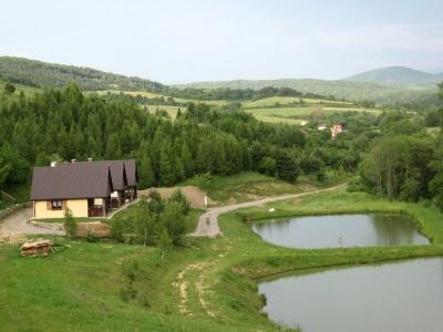 Domek El Coyote - noclegi Podkarpacie, Bieszczady, Lesko
