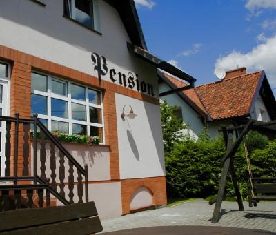 Pension w Olecku