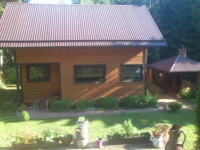Całoroczny domek drewniany do wynajęcia