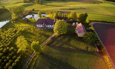 Agroturystyka-Dworek w Zaboryszkach