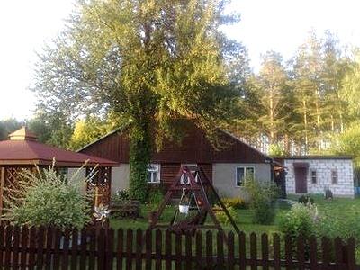 Dom POD LASEM - całoroczny dom do wynajęcia