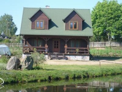 FEJFERÓWKA - domek do wynajęcia
