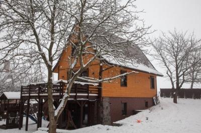 Całoroczny Dom nad Wigrami