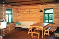 ZDJĘCIE: Dom nad jeziorem Rospuda