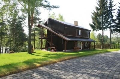 Dom nad jeziorem - Małgorzata Nowikowska